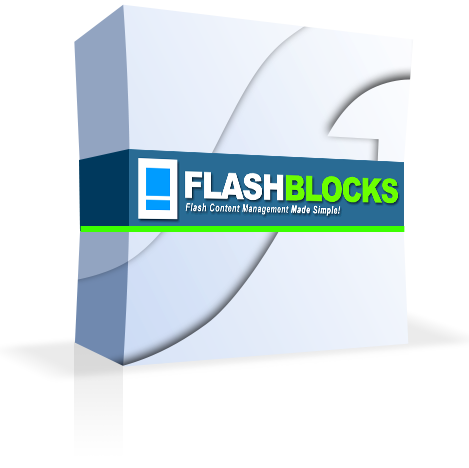 Flash content management systems